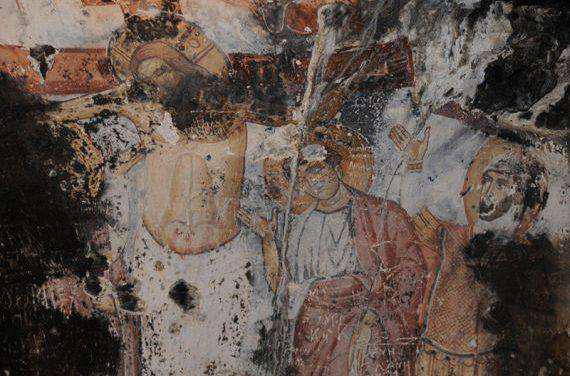 Το σπήλαιο του Αγίου Νικολάου του Κρεμαστού