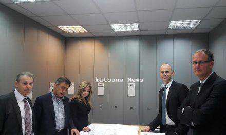 Συνάντηση Αποστολάκη-Σταρακά με στελέχη της fraport για το αεροδρόμιο Ακτίου
