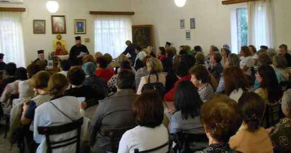 Μηνιαία Σύναξη της Διακονίας Στηρίξεως Γυναικών στο Αγρίνιο