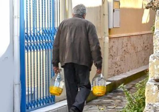 Ακατάλληλο το νερό στο Αιτωλικό!