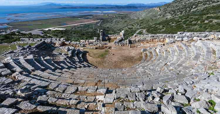 Αρχαίες πόλεις της Αιτ/νίας «θάβονται!»