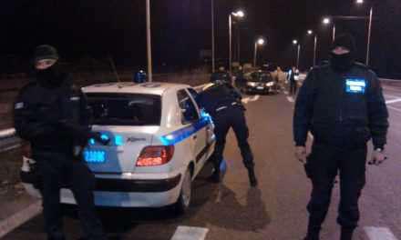 37χρονος συνελήφθη στα διόδια Ακτίου- Πρέβεζας