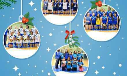 Ευχές από τα τμήματα  Volley του Π.Α.Σ. ΙΩΝΙΚΟΣ΄80,
