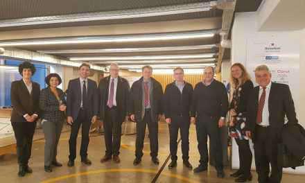 Επίσκεψη του Αντιπεριφερειάρχη  Κ. Καρπέτα στις εγκαταστάσεις του Orange Grove