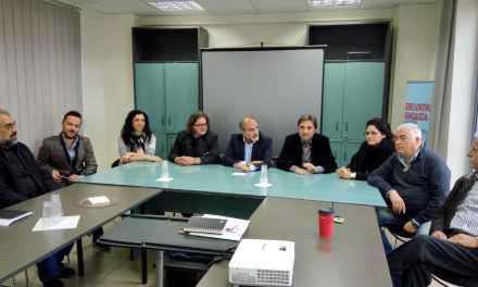 Συνεργασία της Περιφέρειας Δυτικής Ελλάδας και του ΣΚΕΑΝΑ για τη διοργάνωση της Westia