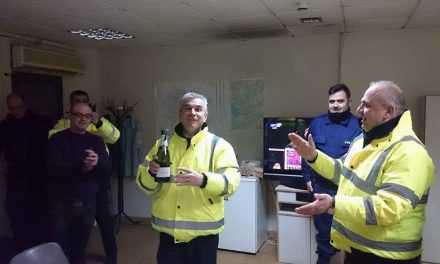 Αγρίνιο: Πρωτοχρονιά στο καθήκον στην  Αστυνομία