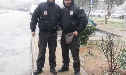 """Το χιόνι στο Αγρίνιο μέσα από το facebook -Μας """"ανέβασε¨τη διάθεση!!"""