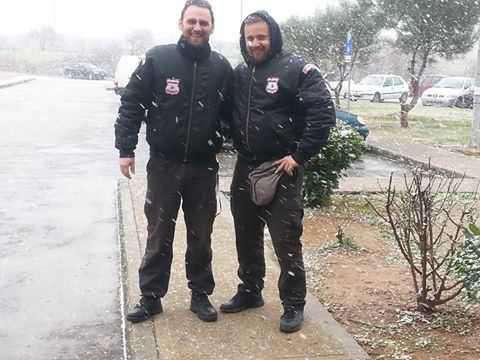 Το χιόνι στο Αγρίνιο μέσα από το facebook -Μας «ανέβασε¨τη διάθεση!!