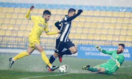 Παναιτωλικός-ΠΑΟΚ,0-2