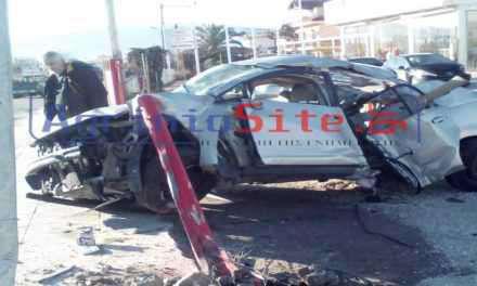 Εργαζόμενος του Νοσοκομείου Αγρινίου τραυματίστηκε σε τροχαίο