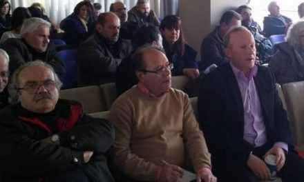 Ο  Κώστας Ταφλανίδης επανεξελέγη γραμματέας στη Ν.Ε. του ΣΥΡΙΖΑ