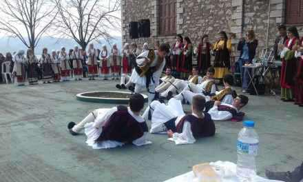 Αγρίνιο: μουσική, χορός, νηστίσιμα εδέσματα!