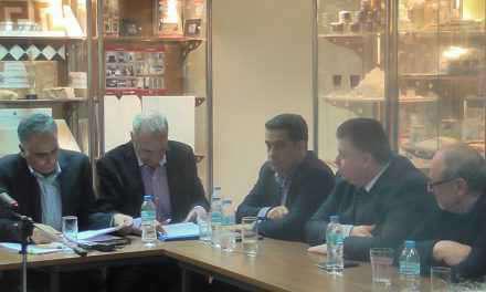 Παρέμβαση του Δημάρχου Ιερής Πόλης Μεσολογγίου Ν. Καραπάνου στον Υπουργό Εσωτερικών Π. Σκουρλέτη