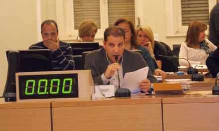 Β.Φωτάκης: «O Eμπορικός Σύλλογος Αγρινίου μόνο οφέλη μπορεί να έχει από την διεύρυνση μιας αγοράς..»