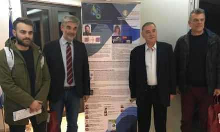Ενημερωτική εκδήλωση Patras IQ στο Αγρίνιο
