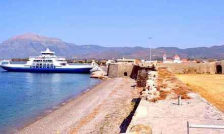 Αντίρριο: Αγρινιώτισσα  έπεσε στη θάλασσα από φέρι μπoτ (VIDEO )