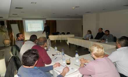 Συνεχίζονται τα εκπαιδευτικά σεμινάρια- Στόχος η αναβάθμιση της κτηνοτροφίας