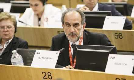 Στις Βρυξέλλες ο Απ. Κατσιφάρας για την 122η Ολομέλειας της Ευρωπαϊκής Επιτροπή των Περιφερειών.