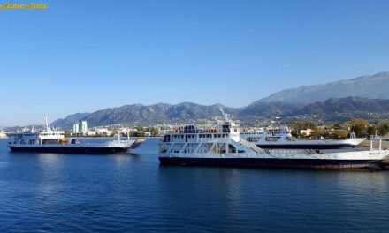 Eπιστρέφουν μέχρι το Μάιο τα αμφίδρομα πλοία της γραμμής Ρίου-Αντιρρίου.