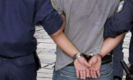 Συνελήφθη 34χρονος για κλοπές στο Μεσολόγγι
