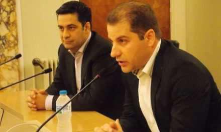 Ο Νεοδημοκράτης Β.Φωτάκης κατά τοπικών στελεχών του ΣΥΡΙΖΑ!