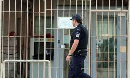 Φυλακίστηκε ο 30χρονος για τη διάπραξη σωρείας κλοπών