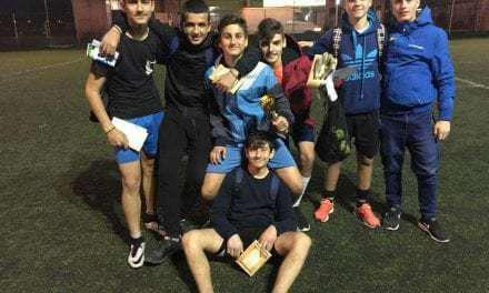 «ScoutFootbal» από την 1η Ομάδα Προσκόπων Αγρινίου