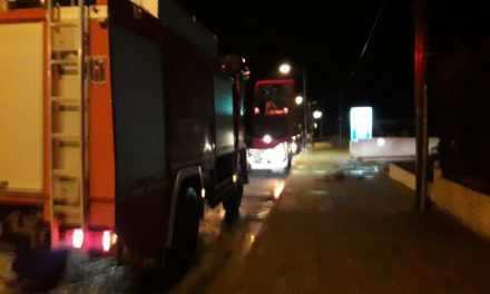 Αγρίνιο: Κινητοποίηση της Πυροσβεστικής για διαγνωστικό κέντρο