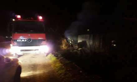 Αγρίνιο: Μεγάλη φωτιά στον Πλάτανο Καλυβίων!