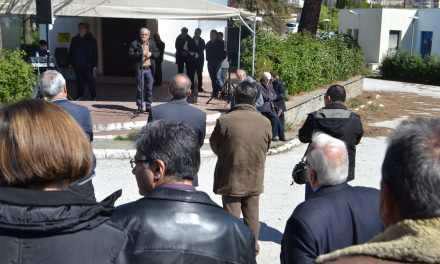 Αγρίνιο: Δεσμεύσεις για την αξιοποίηση του παλιού νοσοκομείου-κριτική στο Δήμαρχο από πολίτες!