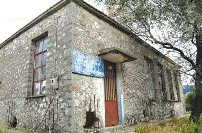 """""""Παρατηρητής"""" ο Δήμος Αγρινίου στην αναστήλωση και επισκευή του ιστορικού Σχολείου Ψηλοβράχου!"""