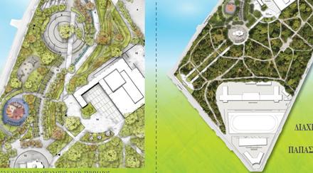 Αγρίνιο: Η μελέτη ανάπλασης του πάρκου