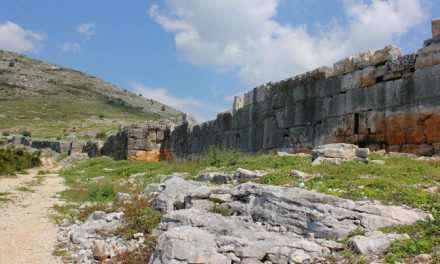 Πρόσκληση για ορειβατική-πεζοπορική διαδρομή στην αρχαία Πλευρώνα!