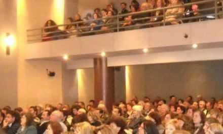 Ομιλία του πρωτ. Βασιλείου Καλλιακμάνη στη Σχολή Γονέων στο Αγρίνιο