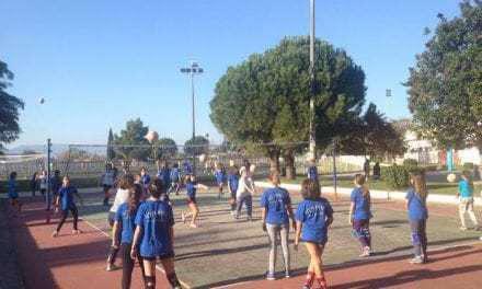 Μάθε Volley στον  ΙΩΝΙΚΟ!
