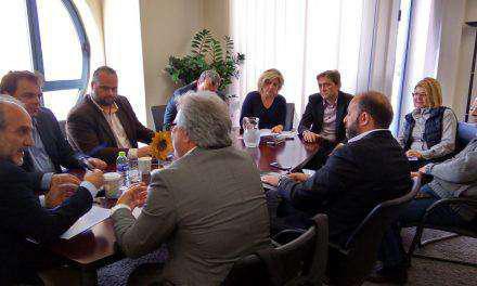 Στο επίσημο πρόγραμμα της ΔΕΔΑ για το φυσικό αέριο η Περιφέρεια Δυτικής Ελλάδας
