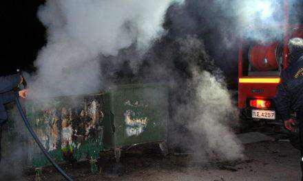"""Αγρίνιο: Ασύλληπτοι οι """"πυρομανείς"""" -συνεχίζεται η """"πυρπόλυση"""" κάδων!"""