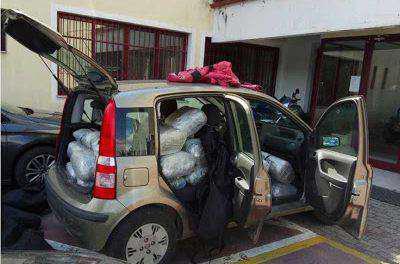 Εθνική Οδό Ιωαννίνων-Αντιρρίου: Συνελήφθη 29χρονος έμπορος ναρκωτικών, σε «μπλόκο»! (φωτο)