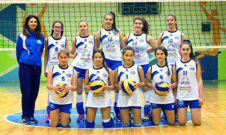 Αγώνες Volley  Παγκορασίδων