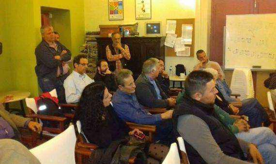 Aγρίνιο: Eκδήλωση – συζήτηση για την αντιεργατική πολιτική
