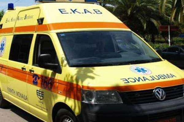 Νεκρός 22χρονος οδηγός σε τροχαίο στο Χαλκιόπουλο