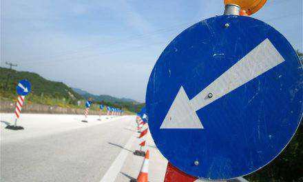 Προσοχή-Νέες κυκλοφοριακές ρυθμίσεις στην Κορίνθου-Πατρών και στην Ιόνια