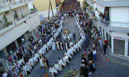 Το Αγρίνιο τίμησε με τη δέουσα λαμπρότητα  τη μνήμη του προστάτη και πολιούχου του Αγίου Χριστοφόρου