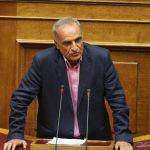 Γ. Βαρεμένος : «Δημοψήφισμα για την ονομασία της ΠΓΔΜ θα ήταν ο χορός των τεράτων»