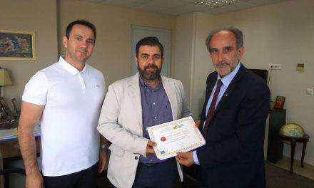 Χρυσό βραβείο γεύσης σε παραγωγό βιολογικού ελαιολάδου από την Περιφέρεια Δυτικής Ελλάδας