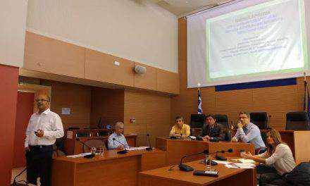 Συνάντηση για την επιχειρηματικότητα στον αγροτικό χώρο στην Περιφέρεια Δυτικής Ελλάδας