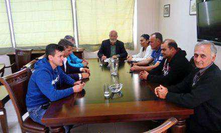 Συναντήσεις Λύτρα με τοπικούς προέδρους για το οδικό δίκτυο Αγρίνιο- Καρπενήσι