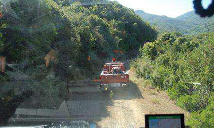 Με επιτυχία το σημαντικότερο crash test  της Πυροσβεστικής Υπηρεσία Αγρινίου!