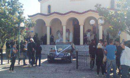 Αγρίνιο: Πόνος, οδύνη και σπαραγμός στην κηδεία του Σπύρου Μπάθα