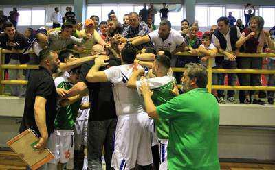 Σπουδαία νίκη ΑΟ Αγρινίου-Επιβλήθηκε του Πανερυθραϊκού με σκορ 68 – 61.